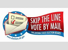 Oklahoma State Election Board Vote by Mail