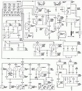 87 Chevy Truck Wiring Diagram