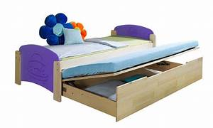Kinderbett Doppelbett : bett mit bettkasten doppelbett 2 x betten kinderbett ~ Pilothousefishingboats.com Haus und Dekorationen