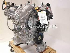 2013 Lexus Gs 350 Engine Assembly - 3 5lengine Long Block 1 Year Warranty - Used