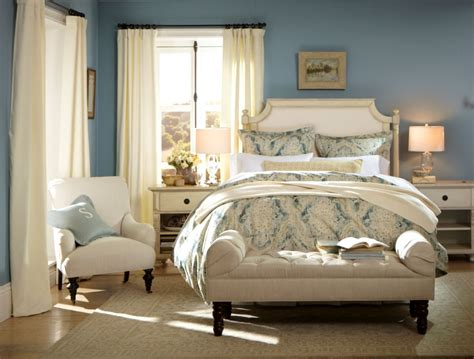pottery barn bedroom colors bedroom featuring paint color smokey blue sw 7604 from 16790 | 280a20025cbb1387f1cad2d837a1213e