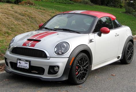 Mini Coupe by Mini Coup 233 And Roadster
