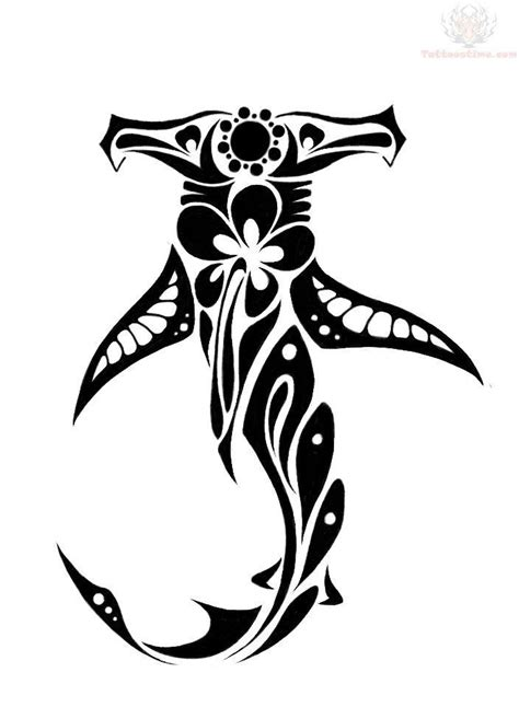 Tribal Shark Tattoo Designs  Wwwpixsharkcom Images