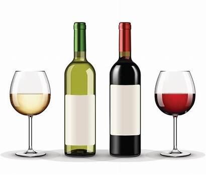 Wine Clip Glasses Bottles Illustrations Similar
