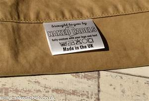 300 x custom clothing labels silky satin for textile with With clothing labels for you