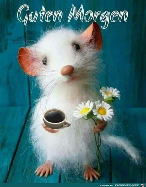 guten morgen sue sse maus lustige guten morgen gruesse