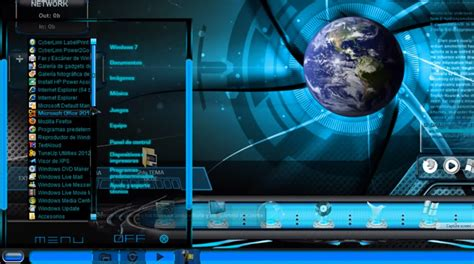 theme bureau windows 7 blue theme for windows 7