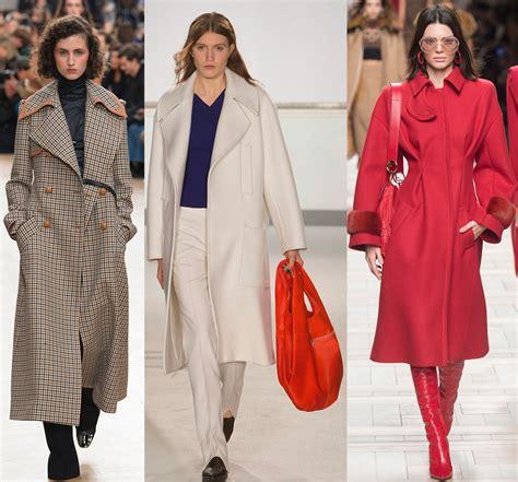 Модные направления в 2018-2019 году | фото, стили, тенденции