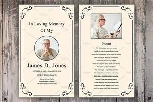 11 funeral memorial card designs templates psd ai With funeral memory cards free templates