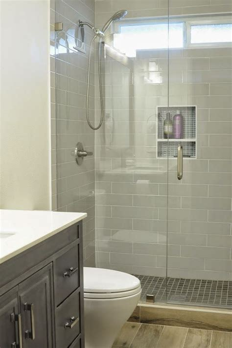 small bathroom with shower ideas walk in shower small bathroom with niche and brushed