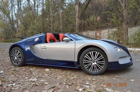 The bugatti veyron is a stupendously expensive car. Don't Your Kids Deserve a $50k Pint-Size Bugatti Veyron for Christmas? - TeamSpeed