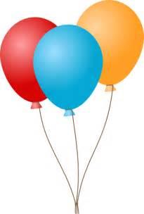 happy birthday balloons clip image gallery