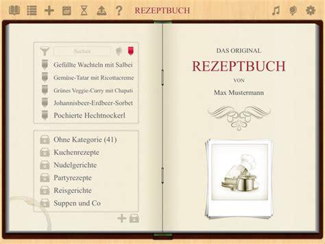 rezeptbuch app kochbuch app fuer iphone ipad und mac
