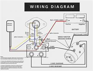 Ramsey 8000 Winch Wiring Diagram
