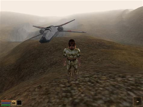 rogue landing crash elder scrolls mod morrowind strikes site moddb mods iii