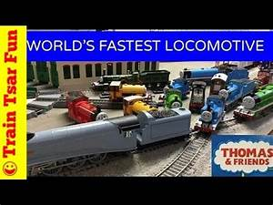 World's Fastest Engine - Thomas the Tank Engine & Friends ...