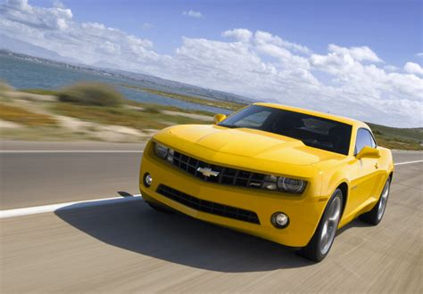 Chevrolet Camaro Sales Figures Gcbc