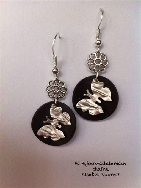 bijoux en chambre a air boucles d 39 oreilles nespresso papillon et chambre à air