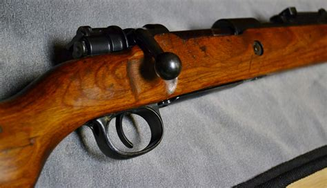 Perhaps a pinned thread on nothing but WWII 98k rifles ...