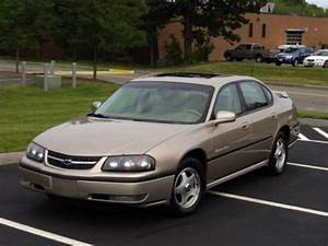 Purchase Used 2001 Chevy Impala Ls Sedan Gold Beautiful L