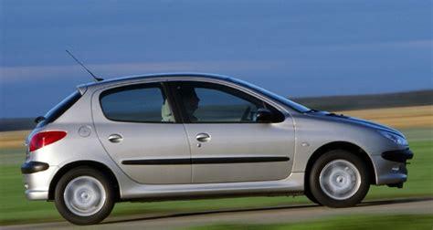 peugeot 206 price peugeot 206 hatchback 2002 2006 reviews technical data