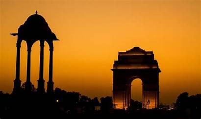 India Gate Delhi Getty Sunset Source Travel