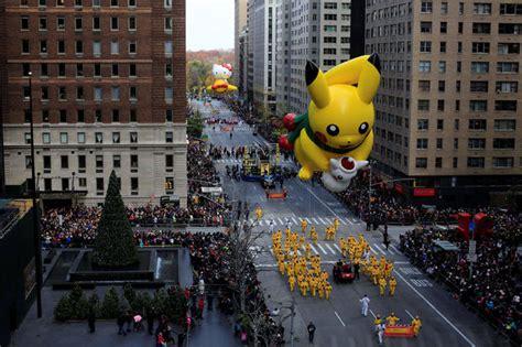 charlie brown thanksgiving day parade    york
