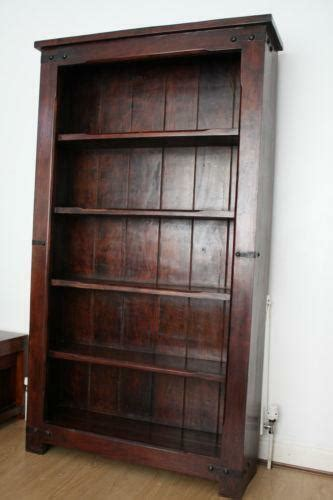 Solid Wood Bookcases Unfinished by Used Solid Wood Bookcases Ebay