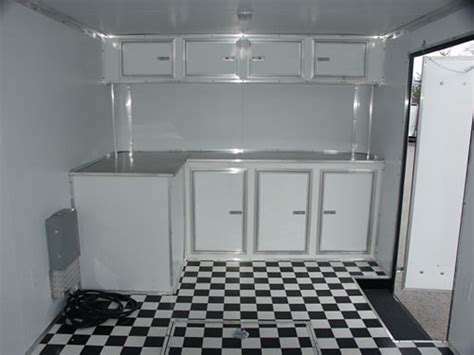 used aluminum trailer cabinets for sale chion enclosed car trailers homesteader trailers