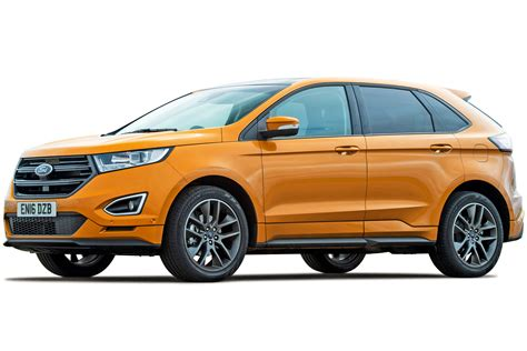 Ford Edge Suv Interior, Dashboard & Satnav