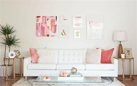 johnson s modern living room makeover home