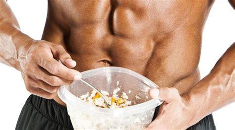 cuisine fitness building diet ten tips for builders