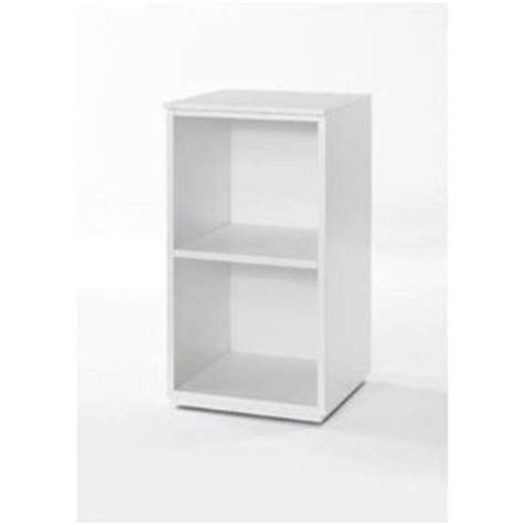 Small White Bookcase by White Small Bookcase 2 Book Shelves Storage Unit Or