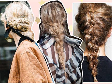 fryzury  warkoczem  modnych fryzur fryzury polkipl