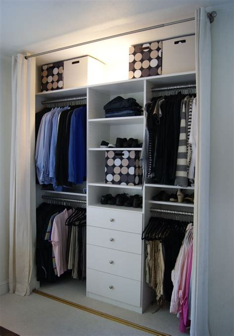 Bedroom Closet by Custom Organized Master Closet Bedrooms Organizations
