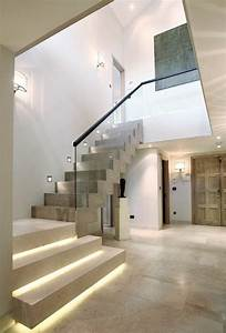 15 Uplifting Contemporary Staircase Designs For Your Idea