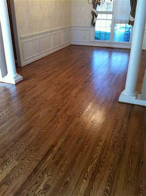 Bona Floor Finish Colors by Oak With Duraseal Nutmeg Stain Bona Traffic Hd Satin