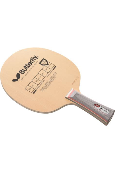 butterfly primorac carbon  table tennis blade blades  tees sport uk