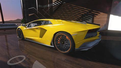 [dtd] 2018 Lamborghini Aventador S [addon] Gta5modscom