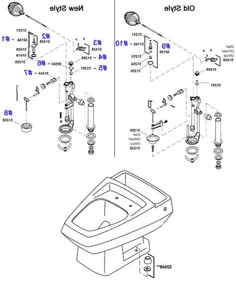 kohler wellworth toilet parts flapper valve diagram imageresizertool com