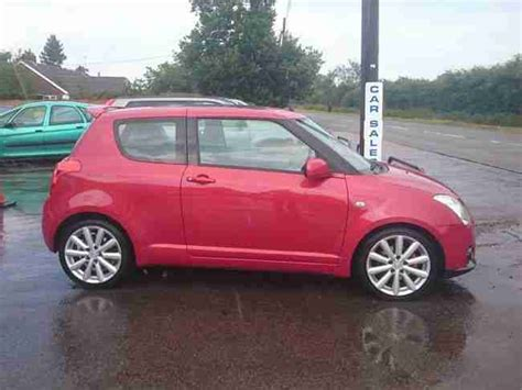 Suzuki 2007 07 Swift 1.6 Vvt Sport 3dr. Car For Sale