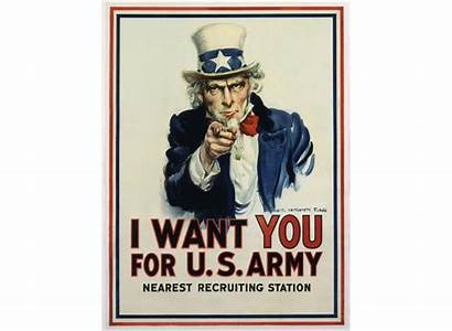 Sam Uncle Want Poster Army James American
