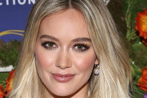 Hilary Duff's Eyebrow Tricks - Eyebrows - Makeup