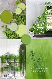 Color Pantone Greenery Year 2017