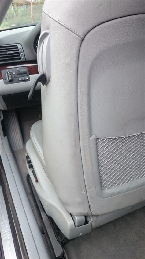 nettoyage siege cuir rénovation sièges cuir e46 nettoyage et detailing auto