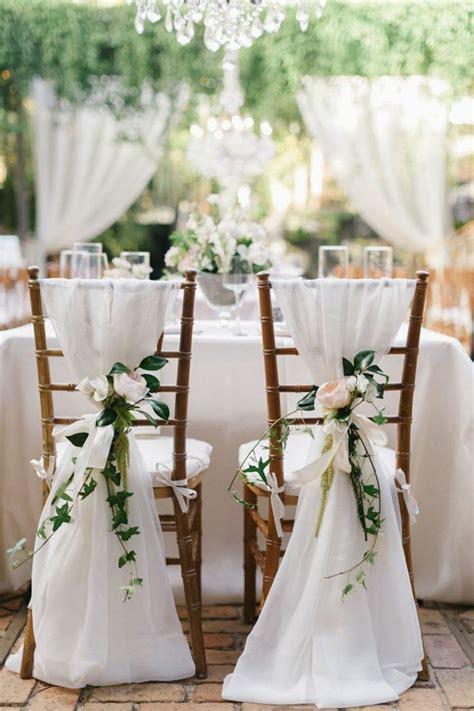 habillage chaise mariage 17 meilleures idées à propos de mariages sur