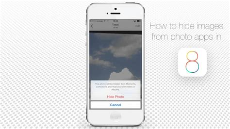 how to hide photos iphone how to hide images from photos app on iphone and