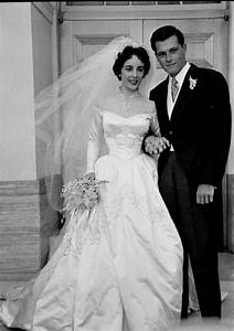 beautiful satin and actresses on pinterest With elizabeth taylor wedding dresses