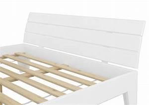 Bettgestell 120x200 Weiß : futonbett 120x200 massivholz kiefer bettgestell einzelbett wei w or ebay ~ Frokenaadalensverden.com Haus und Dekorationen