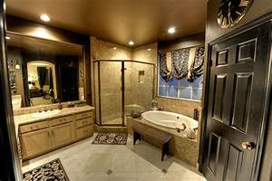Nothing But Blue Skies...: Master Bath Before and After ...